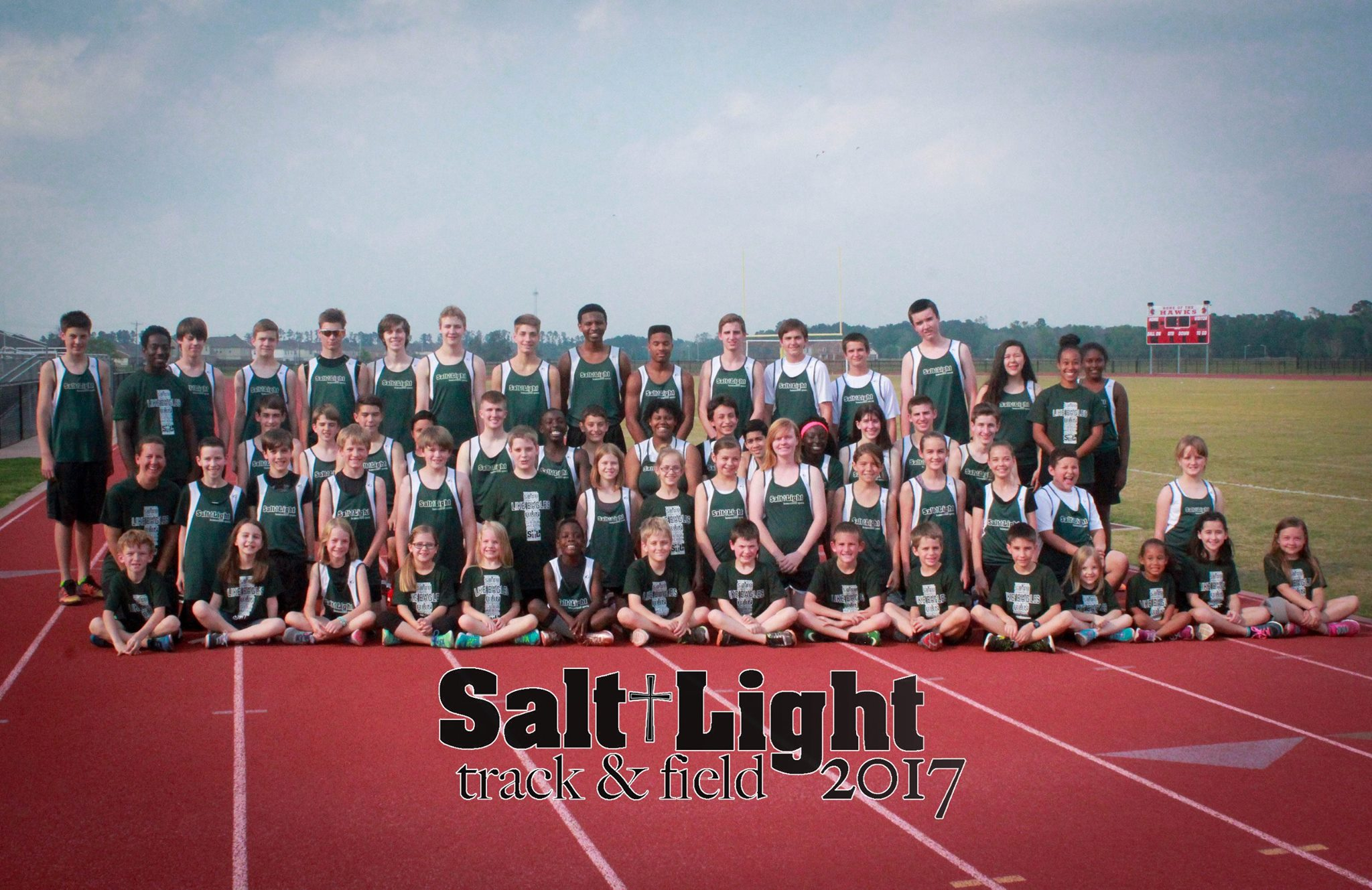 Track and Field: Salt and Light Homeschool Sports